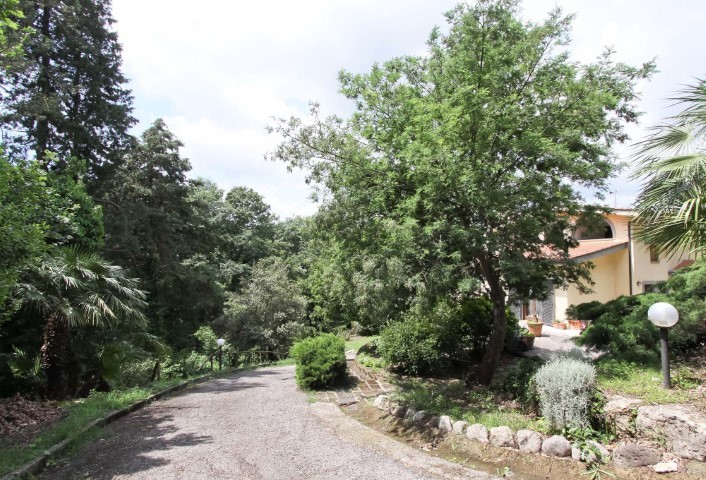Via Tiberina – Colle Romano